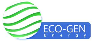 ECO-GEN Energy Logo
